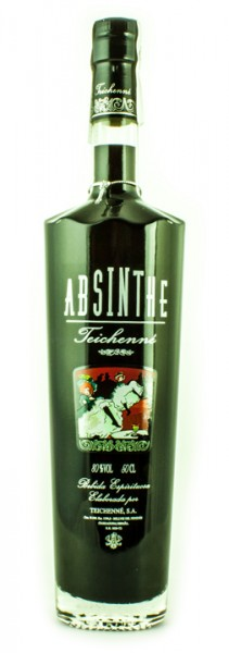 Absinth Teichenne Black 80
