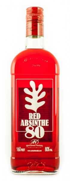 Absinth Tunel 80 Red