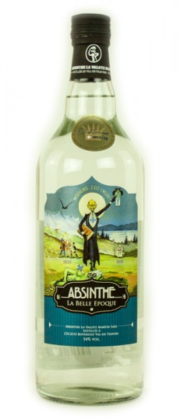 Absinth La Valote Martin Belle Epoque