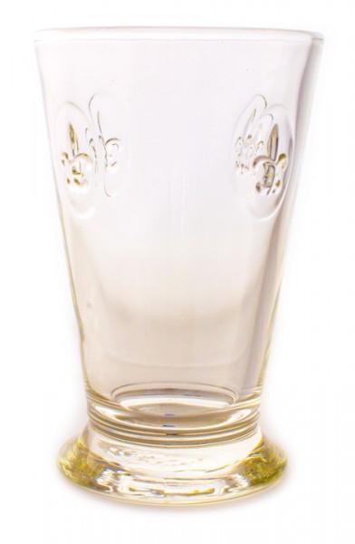 Absinth Glas Fleur de Lys