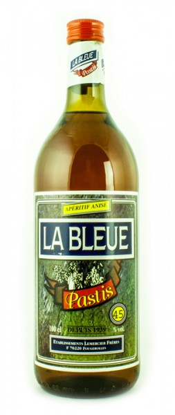 Pastis La Bleue