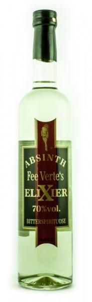 Absinth Fee Verte`s Elixier