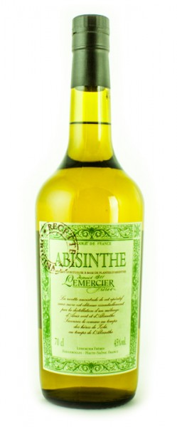 Absinth Lemercier Abisinthe 45