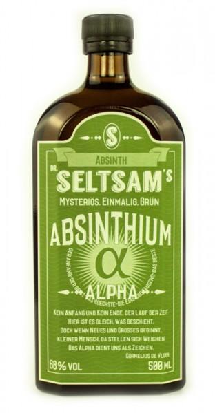 Absinth Dr. Seltsam`s Absinthium Alpha