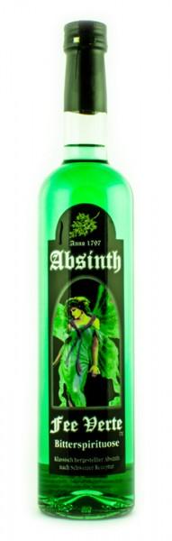 Absinth Fee Verte