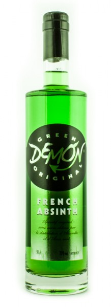 Absinth Green Demon