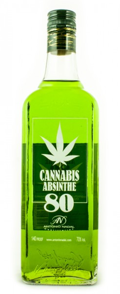 Absinth Tunel Cannabis