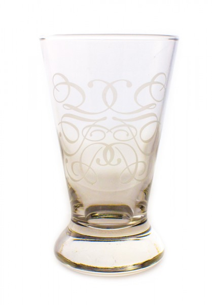 Absinth Glas Versinthe Tribal