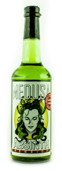 Absinth Medusa White Label