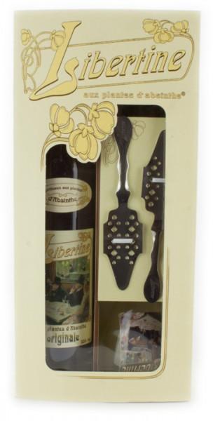 Absinth Libertine 55 Geschenkset