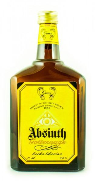 Absinth Gottesauge
