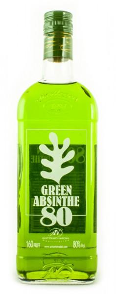 Absinth Tunel 80 Green