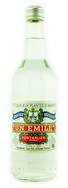 Absinth Un Emile La Blanche